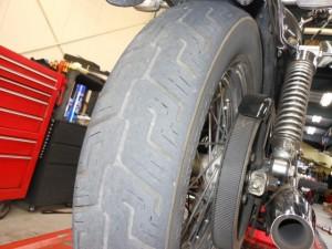 タイヤ交換4