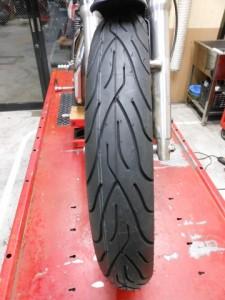 タイヤ交換9